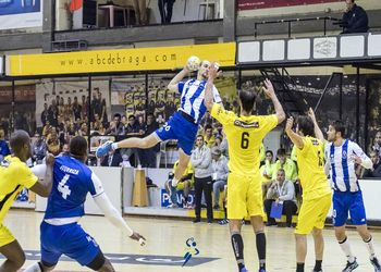 ABC/UMinho : FC Porto - Campeonato Andebol 1 - Foto: Porfírio Ferreira