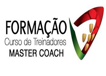 Logo Formação - Curso de Treinadores - Master Coach