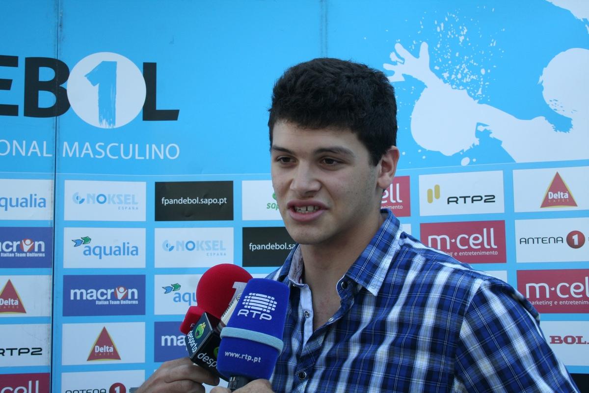 Rui Silva - Melhor Marcador