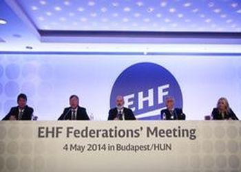 Reunião de Presidentes em Budapeste (EHF)