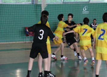 Campeonato Nacional Infantis Masculinos - Col. Universal - Águas Santas B - foto: António Oliveira