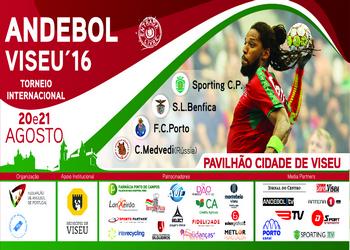 Cartaz Torneio Internacional Viseu 2016 (ao baixo)