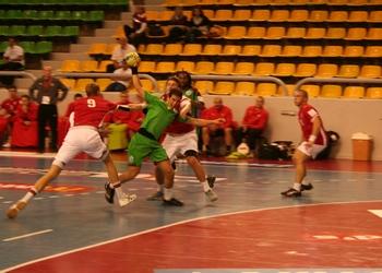 Dinamarca : Portugal - Campeonato Mundo Sub-21 masculinos Egipto 2009