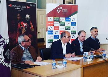 Conferência de Imprensa - Loulé - 22.04.2017