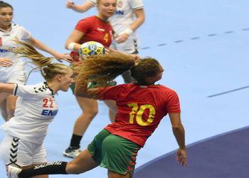 Portugal - Sérvia - Europeu Sub19 Femininos Eslovénia 2017