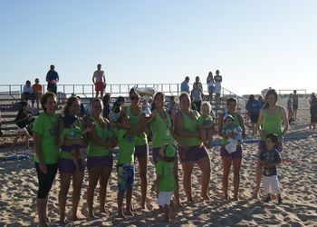 Sorroços - 1º Lugar Masters Femininos - Fase Final do Circuito de Andebol de Praia 2011