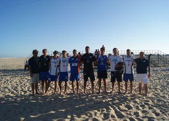 Chelsea Beach Handball - 3º Lugar Masters Masculinos - Fase Final do Circuito de Andebol de Praia 2011