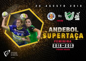 Cartaz - Supertaça Feminina 2018-2019