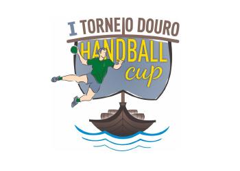 Cartaz - I Torneio Douro Handball Cup