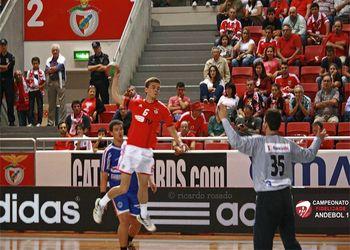 SL Benfica - Passos Manuel - Campeonato Fidelidade Andebol 1 - foto: Ricardo Rosado