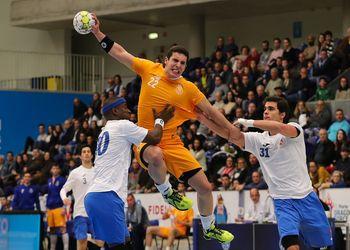 FC Porto : CF Belenenses - Campeonato Andebol 1 - foto: Pedro Alves