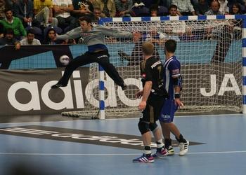 FC Porto-THW Kiel - Hugo Laurentino