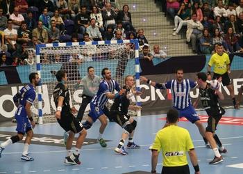 FC Porto-THW Kiel - fase do jogo 1