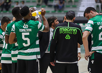Sporting CP : Madeira SAD - Campeonato Andebol 1 - PhotoReport.In