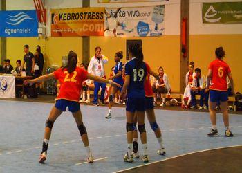 Espanha : França - Torneio 4 Nações