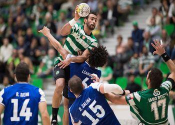 Sporting CP : FC Porto - Campeonato Andebol 1 - foto: Pedro Alves