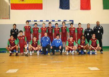 Selecção Nacional Junior A Masculina - Torneio 4 Nações