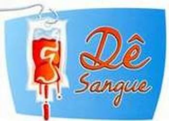 Logo Campanha Dê Sangue
