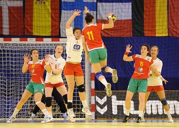 Dinamarca : Portugal - Campeonato da Europa Sub-17 femininos