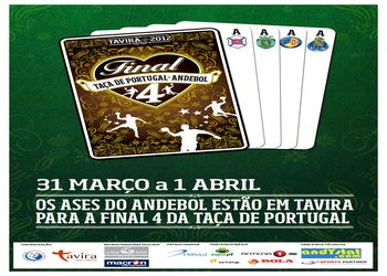 Cartaz Final Four Taça de Portugal 2011-12