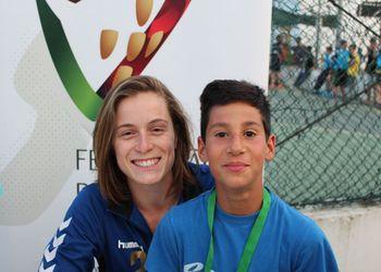 Sessão autógrafos com Mariana Lopes no Encontro Nacional Minis