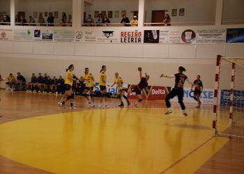 Portugal : Roménia - qualificação Campeonato da Europa Seniores Femininos 2010