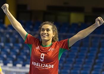 Brasil : Portugal - Mundial Sub20 Femininos - foto: IHF/Anikó Kovács