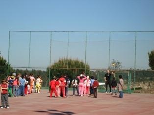 A.A. Águas Santas - visita às Escolas Primárias