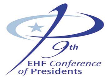 9ª Conferência de Presidentes EHF - 23 e 24.10.2009