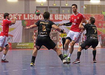 SL Benfica : ABC Braga/UMinho - Challenge Cup - foto: Ricardo Rosado