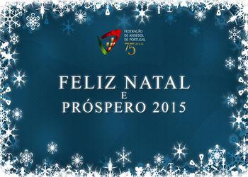 Postal de Natal 2014