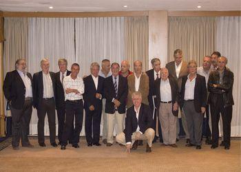 Jantar da Direção da Fap com Seleção de 76