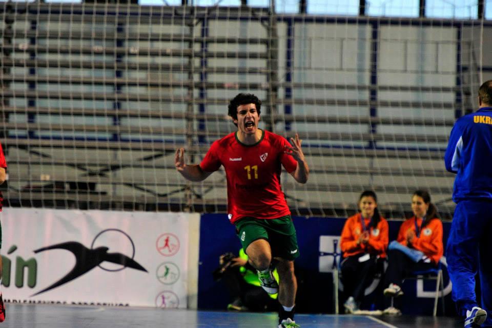 Diogo Branquinho - Portugal-Ucrânia - Sub 21 - 10.01.2015