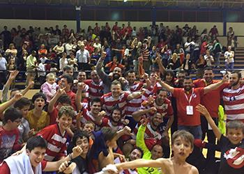 Campeonato 2ª Divisão Masculina - SC Horta subida 2018-2019