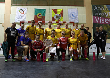 XIX Torneio Internacional de Andebol de Viseu - GOG