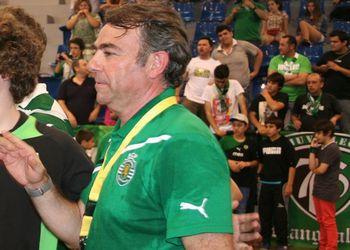 Frederico Santos (treinador do Sporting)