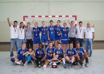 Madeira Sad - vencedor da Taça de Portugal 2010-2011