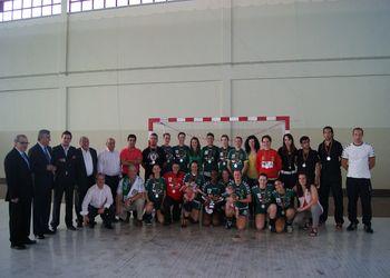 Colégio João de Barros - finalista da Taça de Portugal 2010-2011