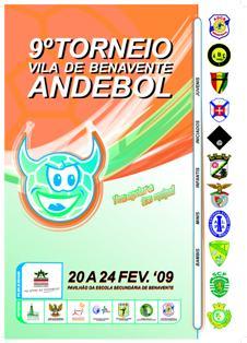 """9º Torneio de Andebol """"Vila de Benavente"""""""