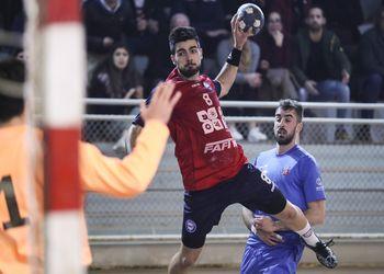 AC Fafe : CF Belenenses - Campeonato Andebol 1 - foto: Luís Vieira