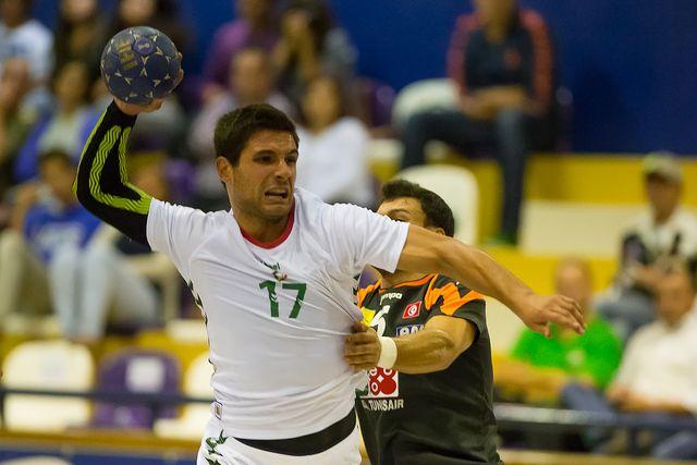 Torneio Internacional de Elite - Portugal : Tunísia - Nuno Roque - foto: Pedro Alves