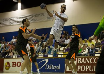 Torneio Internacional de Elite - Portugal : Tunísia - Fábio Antunes - foto: Pedro Alves