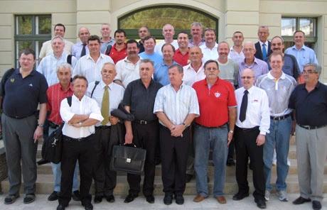 Curso de Delegados EHF 2008/2009