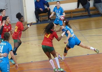 Sérvia : Portugal - qualificação Sub20 Femininos