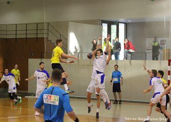 Roménia - Eslovénia - qualificação Campeonato Europa Sub20 Masculinos