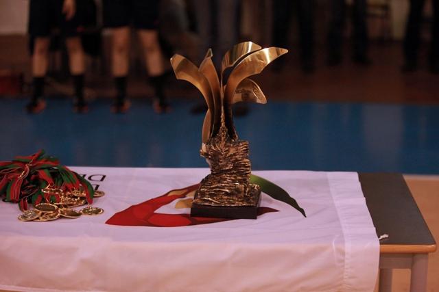 Taça de Campeão Nacional - Campeonato Multicare 1ª Divisão Feminina 2015/ 2016 - WUP Sports
