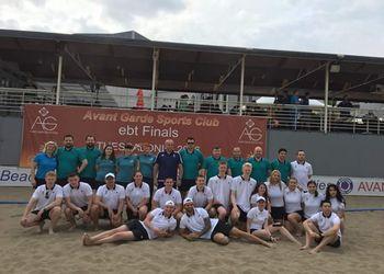 V.Gaw/Café Rossio, árbitros e delegado portugueses no EBT Finals 2016