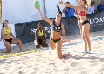 EHF Beach Handball Champions Cup - Os Gordos - Seniores Femininos
