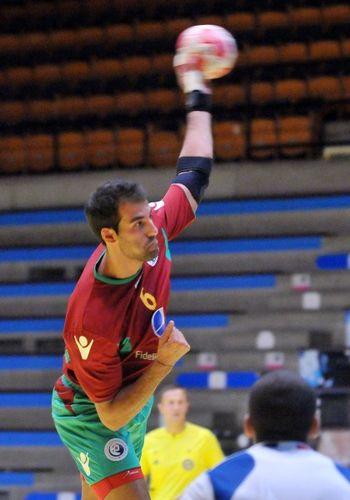 Portugal : França - Campeonato Europa Sub20 Eslováquia 2010