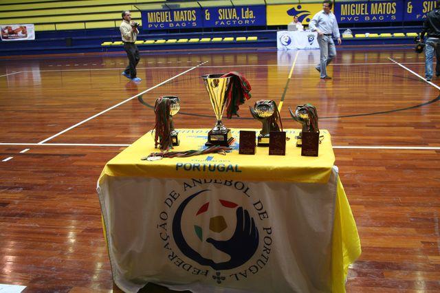Entrega de Prémios Fase Final Campeonato Nacional 1ª Divisão Iniciados Masculinos - Troféu Pousadas da Juventude 30